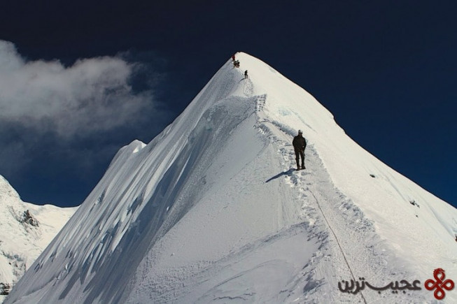 قلهی آیلند (island)، نپال، ۶۱۸۹ متر