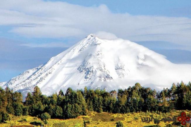 قلهی اوریزابا (orizaba)، مکزیک، ۵۶۳۶ متر