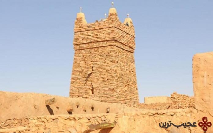 قلهی باستانی وادان، شنقیط، تیشیت، و ولاته، موریتانی