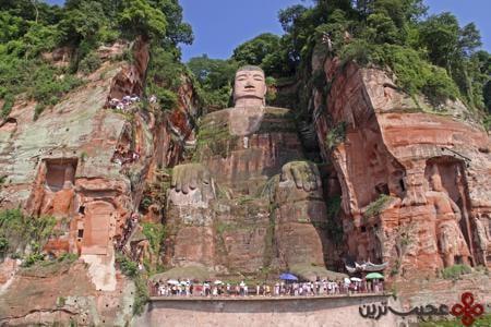 لشان بودای بزرگ (لشان، چین)