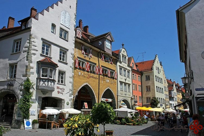 لینداو، آلمان