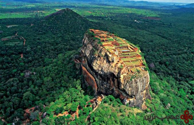 لیون راک(lion rock)، سریلانکا