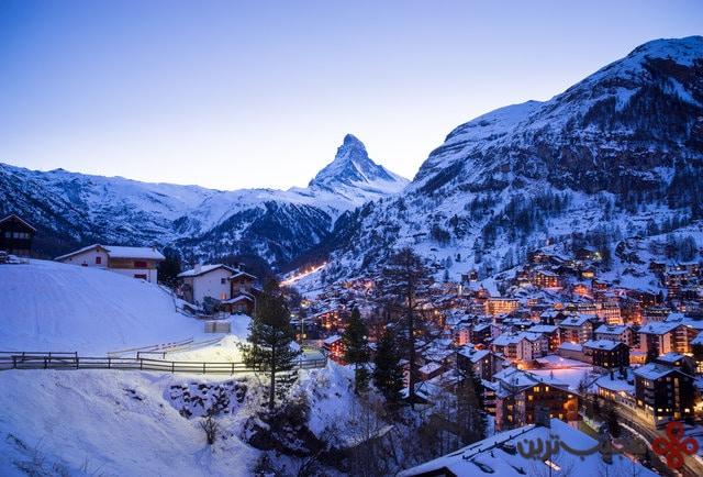 ماترهورن (matterhorn)، سوئیس
