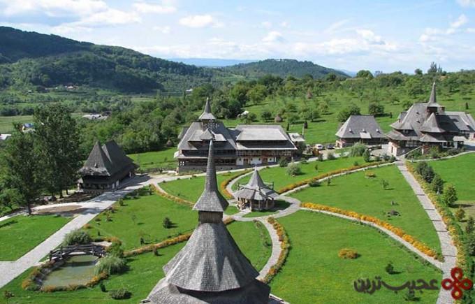 مارامورش، رومانی