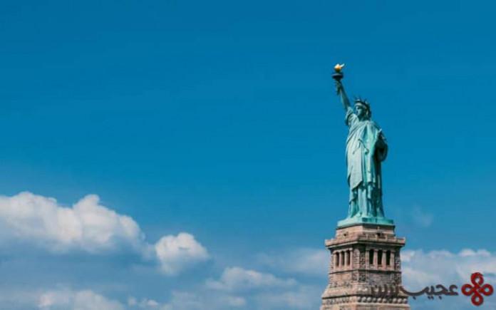 مجسمه آزادی، ایالات متحده آمریکا (the statue of liberty, usa)