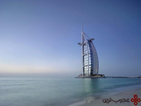 مجلل ترین هتل های جهان در دبی