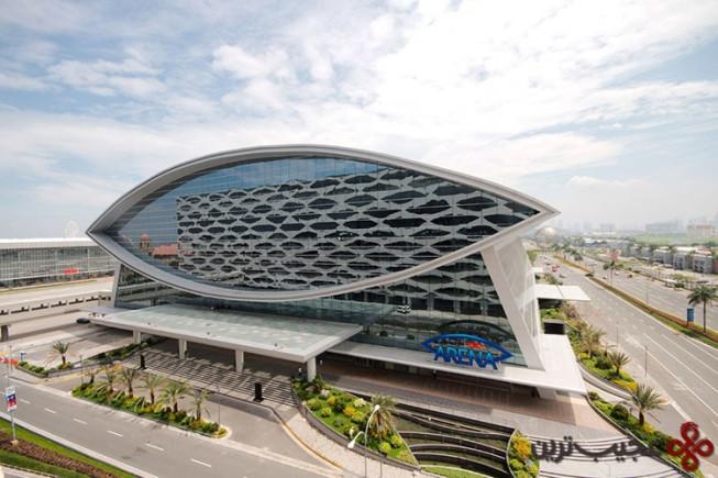 مرکز تجاری اس ام آسیا(۳۹۰،۱۹۲ متر مربع)