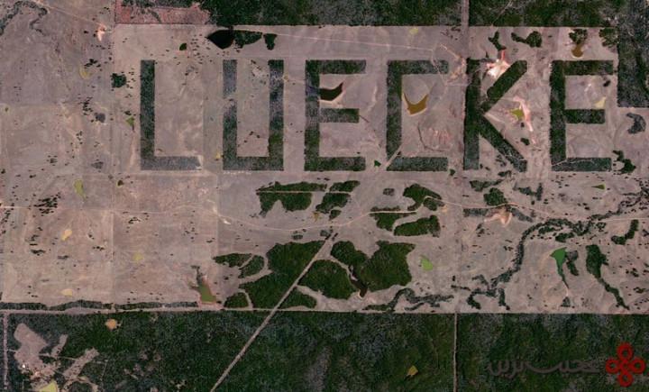 مزرعهی luecke