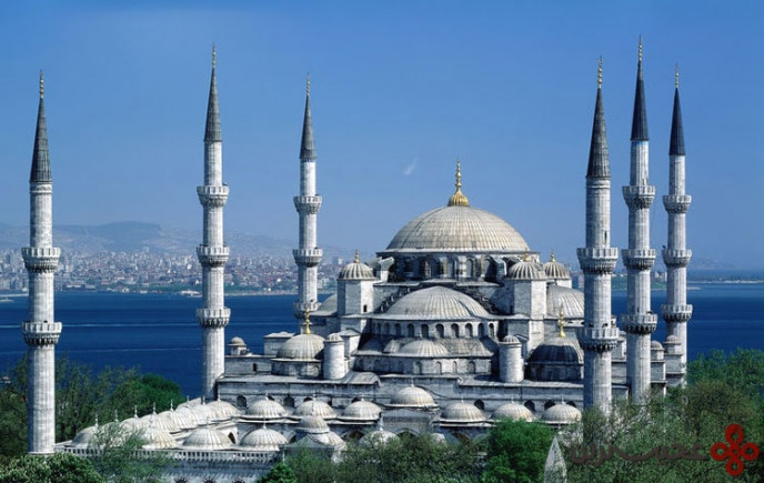 مسجد سلطان احمد (sultan ahmet mosque)