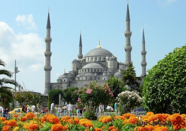 مسجد کبود (blue mosque)