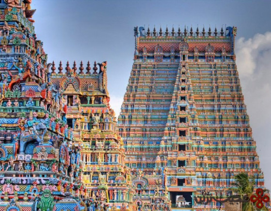 معبد سری رانگِناتسوامی(sri ranganathaswamy)، سریرانگام، هند