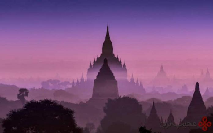 معبد گاداپالین (gawdawpalin)، باگان، میانمار