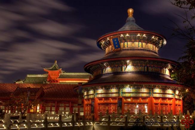 معبد heaven، پکن، چین