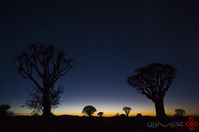 منطقه حفاظتشده نامیب رند، نامیبیا