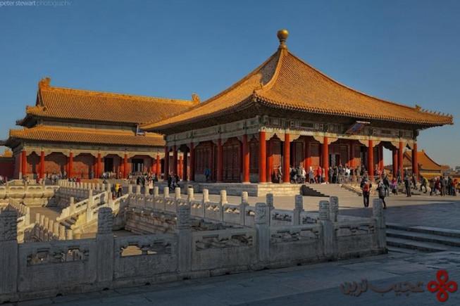 مولان، شهر ممنوعه، پکن، چین