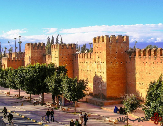 میسن آنگلیس، تارودنت، مراکش