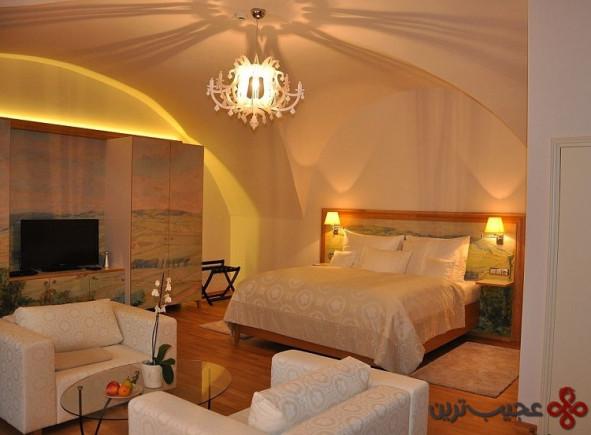 هتل، فروشگاه و چشمهی آبگرم شاتو هرالک (chateau heralec)، هرالک، جمهوری چک