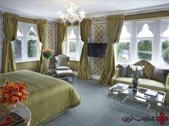هتل قلعهای اشفورد (ashford)، کانگ (cong)، ایرلند