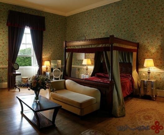 هتل قلعهای داروو (durrow)، شهرستان لاویس (laois)، ایرلند