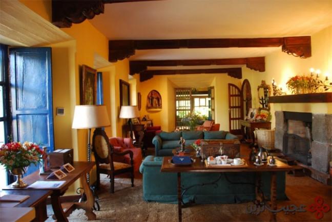 هتل hacienda zuleta، اکوادور2