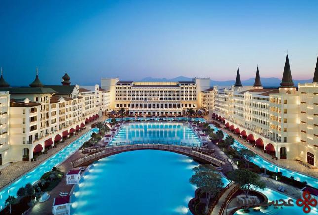 هتل mardan palace، ترکیه