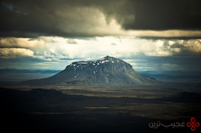 هردوبرید (herdubreid)، ایسلند