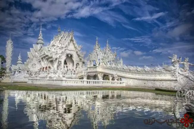 وات رانگ کان (wat rong khun)، چانگ ری، تایلند