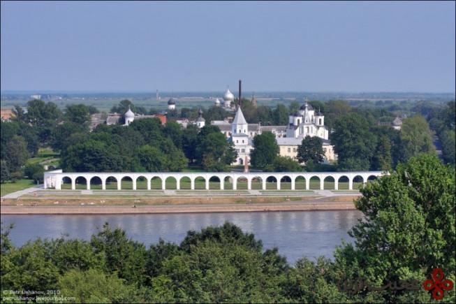 ولیکی نووگورود (veliky novgorod)