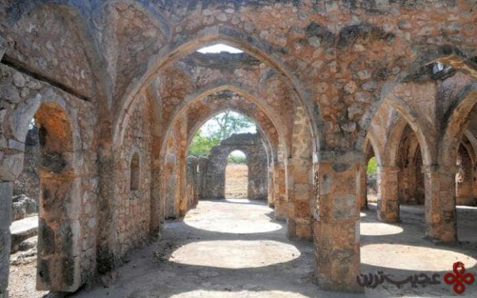 ویرانههای کیلوا کیسیوانی و سونگو منارا، تانزانیا (ruins of kiwa kisiwani and songo mnara, tanzania)