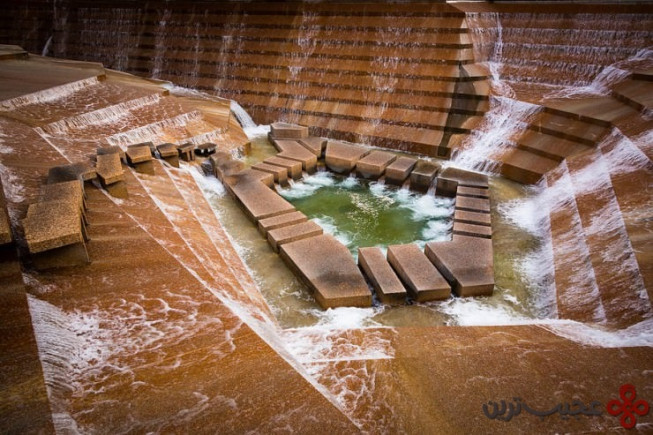 پارک آبی فورت وورث، فورت وورث، تگزاس، ایالات متحده