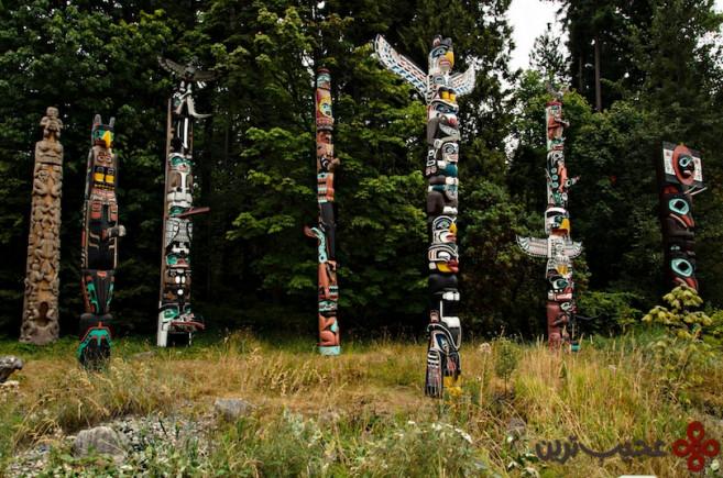 پارک استنلی (stanley park)، ونکوور