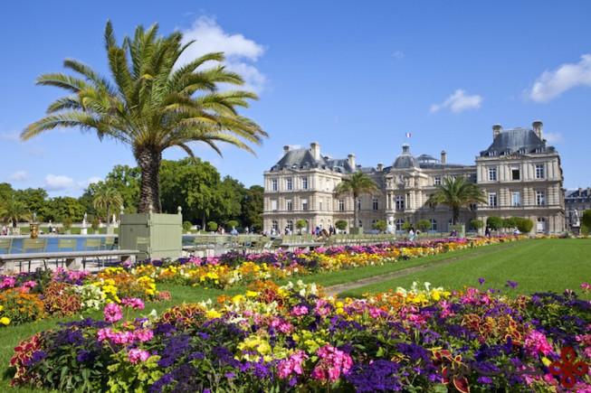 پارک جاردیندولوکزامبورگ (Jardin du Luxembourg)، پاریس
