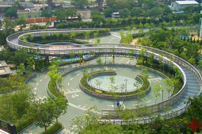 پارک خانواده سایتسووان، هنگکنگ