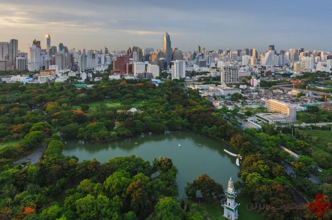 پارک لومفینی (Lumphini Park)، بانکوک