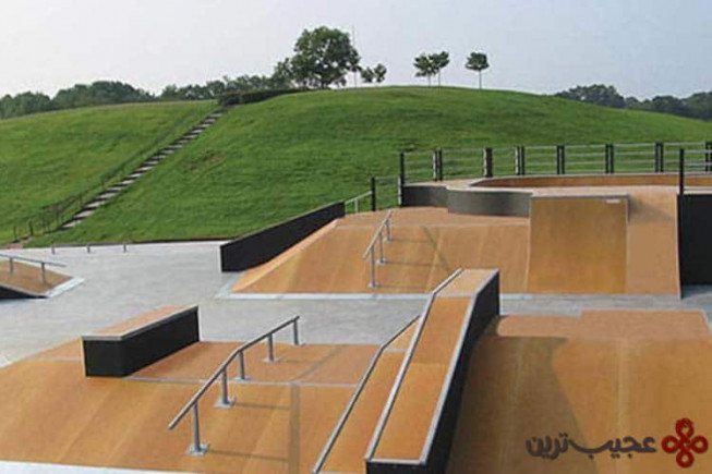 پارک مانت تراشمور، ویرجینیا، آمریکا