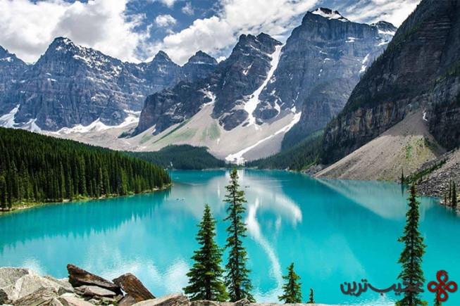 پارک ملی بانف، کانادا