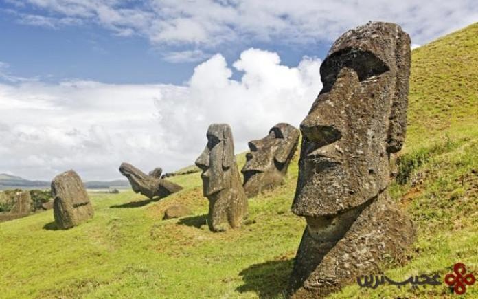 پارک ملی راپا نویی، شیلی (rapa nui national park, chile)