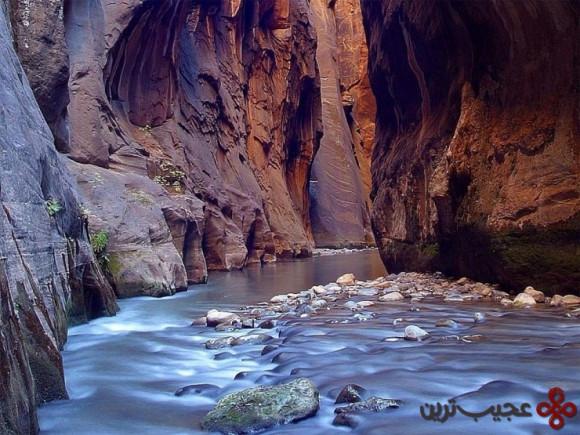 پارک ملی صهیون در یوتا، ایالات متحده آمریکا2