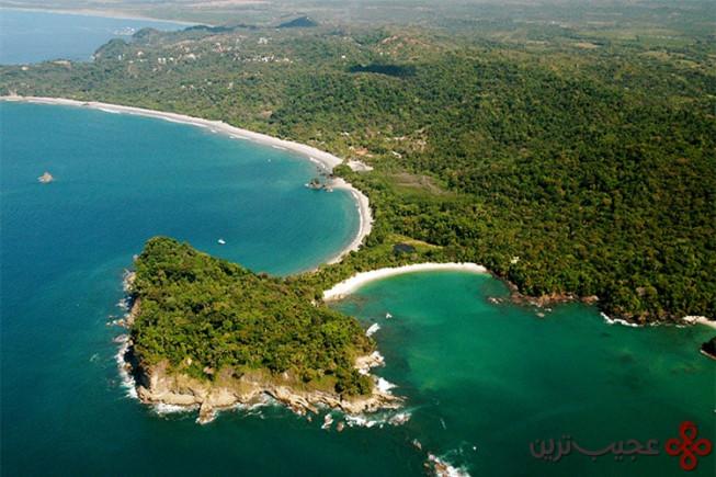 پارک ملی مانوئل آنتونیو، کاستاریکا