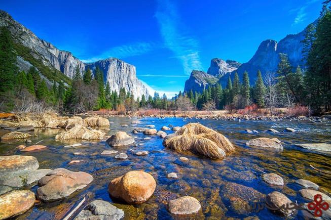 پارک ملی یوسمیتی، آمریکا