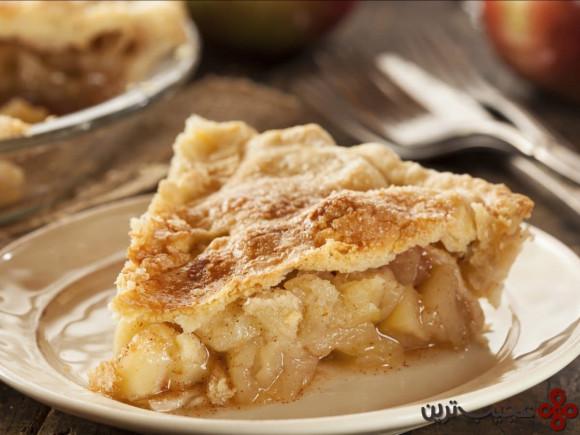 پای سیب (apple pie)