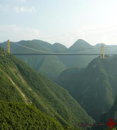 پل رودخانه سیدو؛ چین