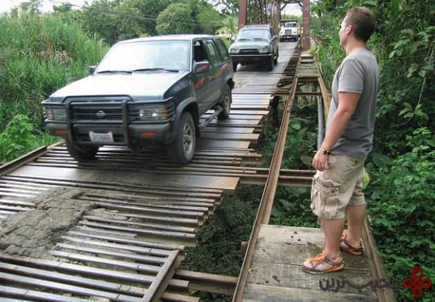 پل کوئپوس؛ کاستاریکا