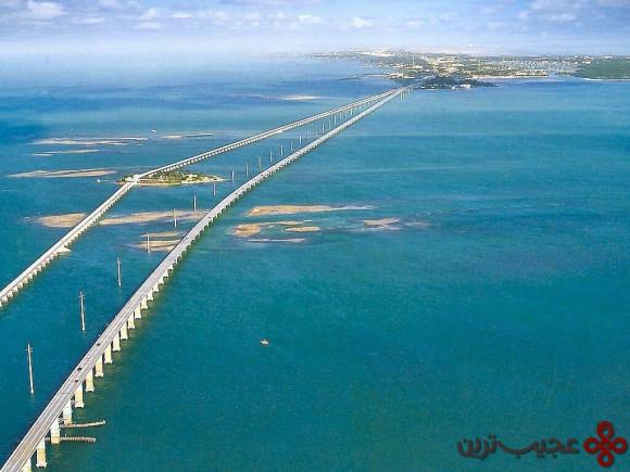 پل ۱۰ کیلومتری؛ فلوریدا