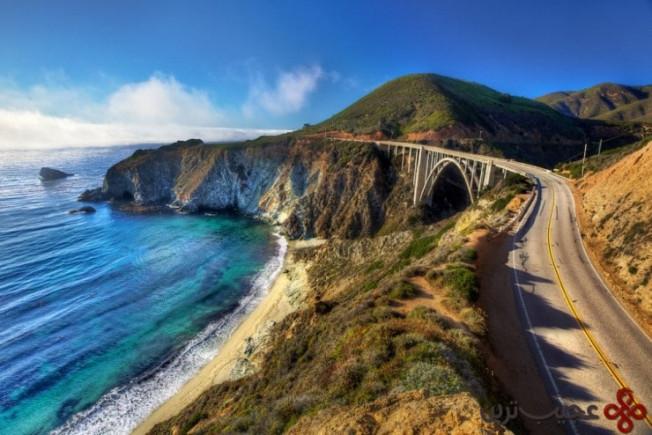پل bixby، بیگ سور، کالیفرنیا، ایالات متحدهی آمریکا 2