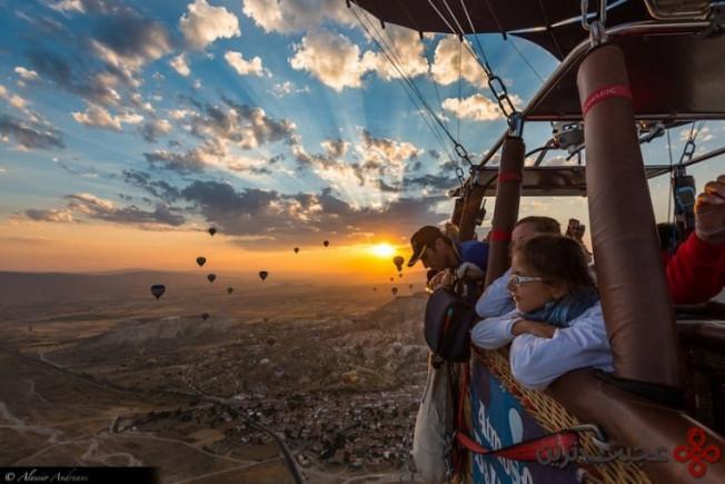 کاپادوکیه (cappadocia)، آناتولی مرکزی، ترکیه