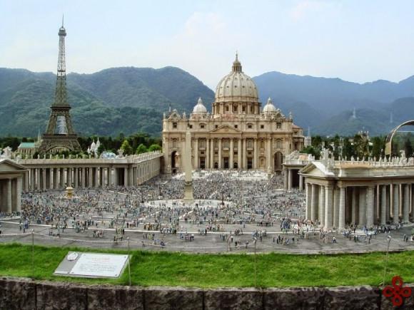 کلیسای سن پیتر (st peter's basilica)