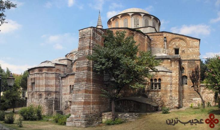 کلیسای چوره (chora church)
