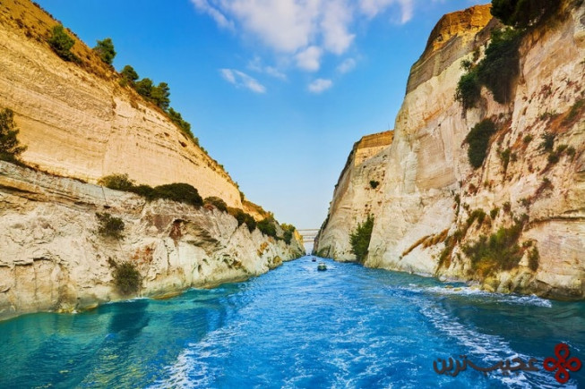 کورینتوس، پلوپونز، یونان