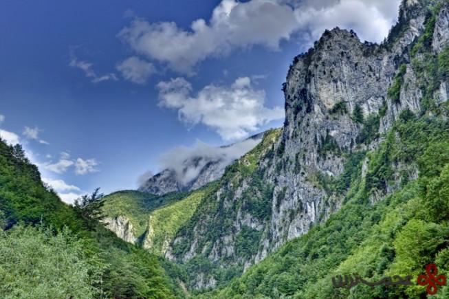 کوههای روگووا (rugova mountains،) جمهوری کوزوو